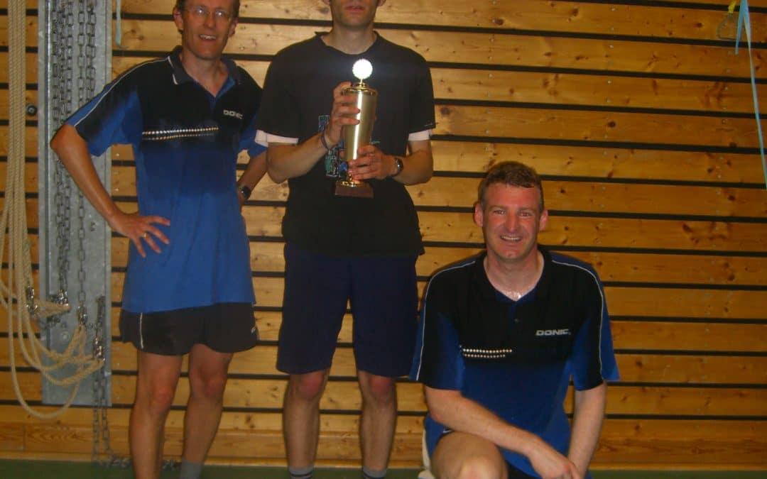 Sieger Vereinsmeisterschaft 2005