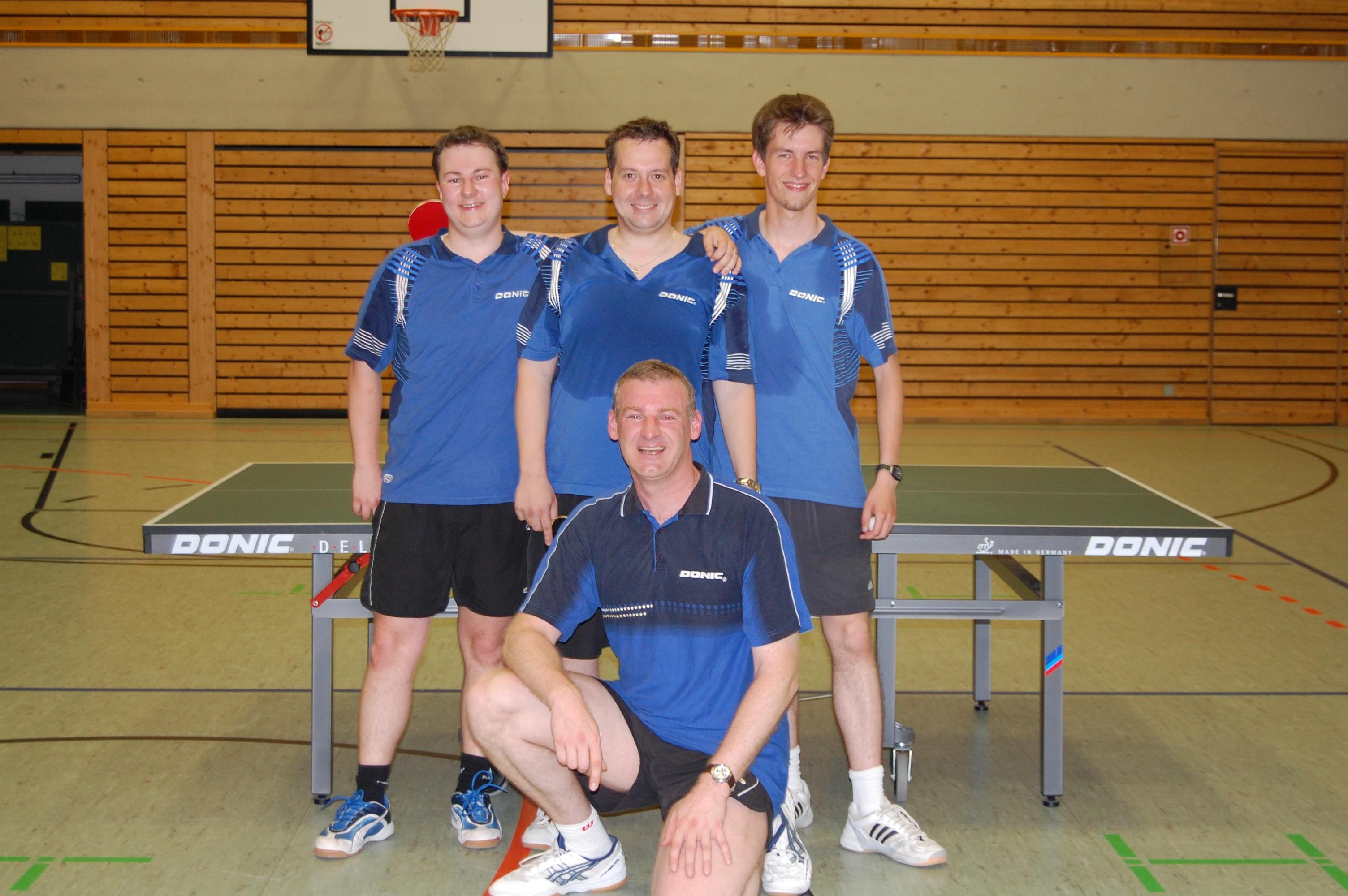 Herren: Vereinsmeisterschaft 2009