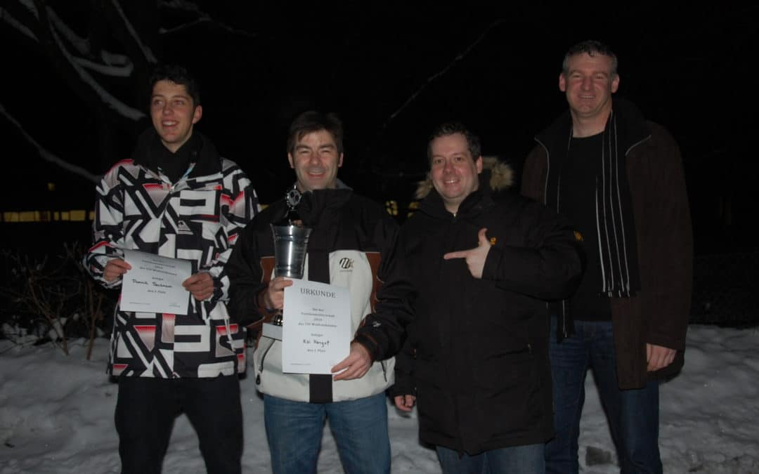 Sieger Vereinsmeisterschaft 2010