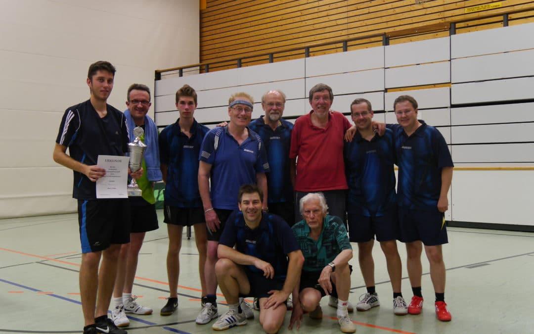 Sieger Vereinsmeisterschaft 2014