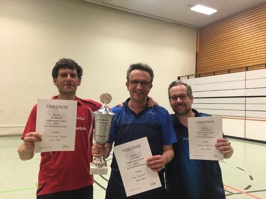 Herren: Vereinsmeisterschaft 2018