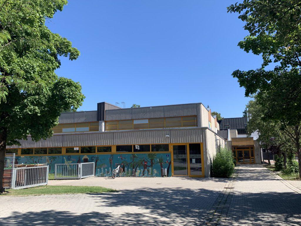 Dreifachturnhalle Wolfratshausen