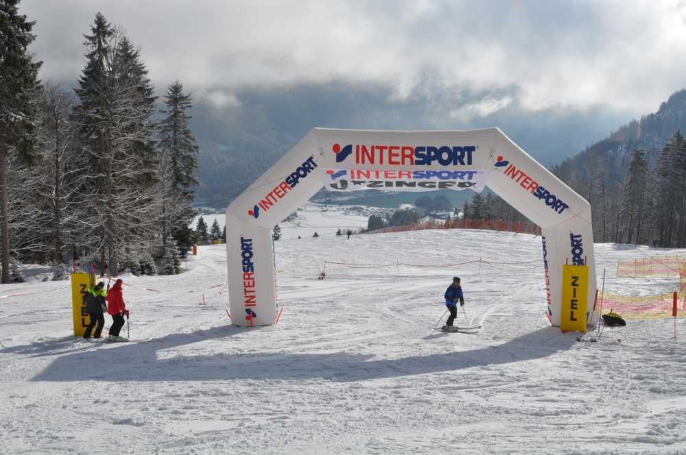 Skimeisterschaft Wolfratshausen am 29. Februar 2020