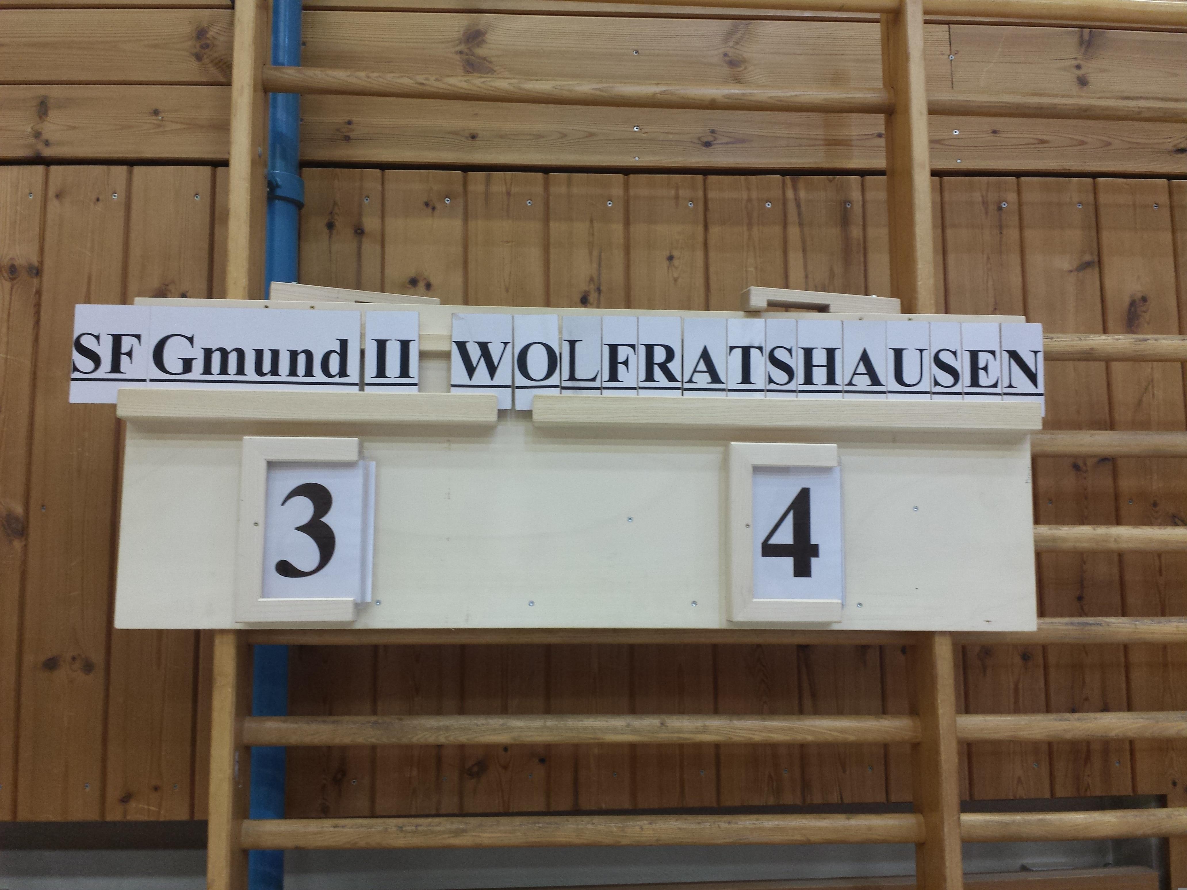 Pokal: Jugend gewinnt in Gmund mit 4:3