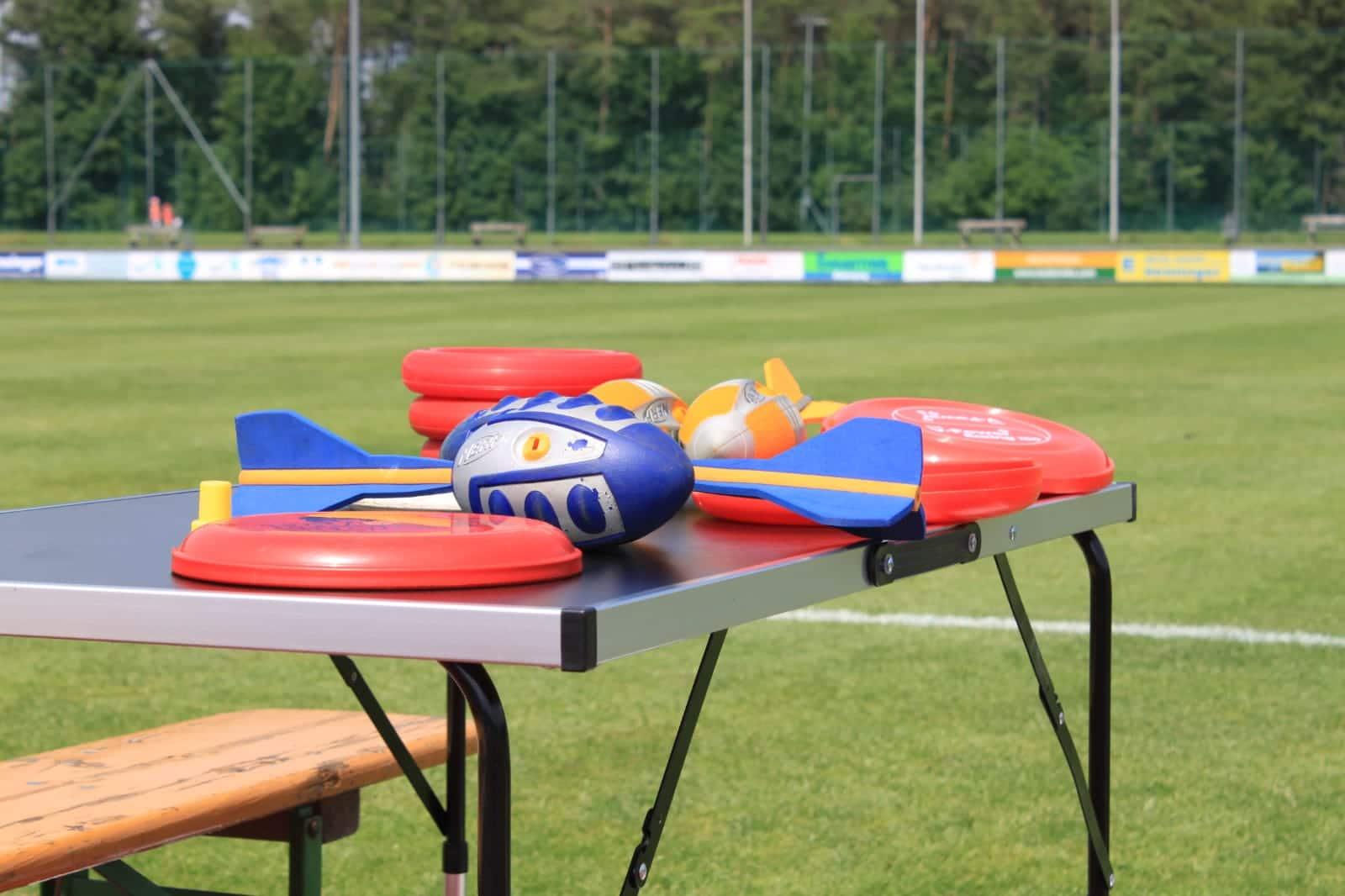 Spendenlauf und Sommerfest des TSV Wolfratshausen
