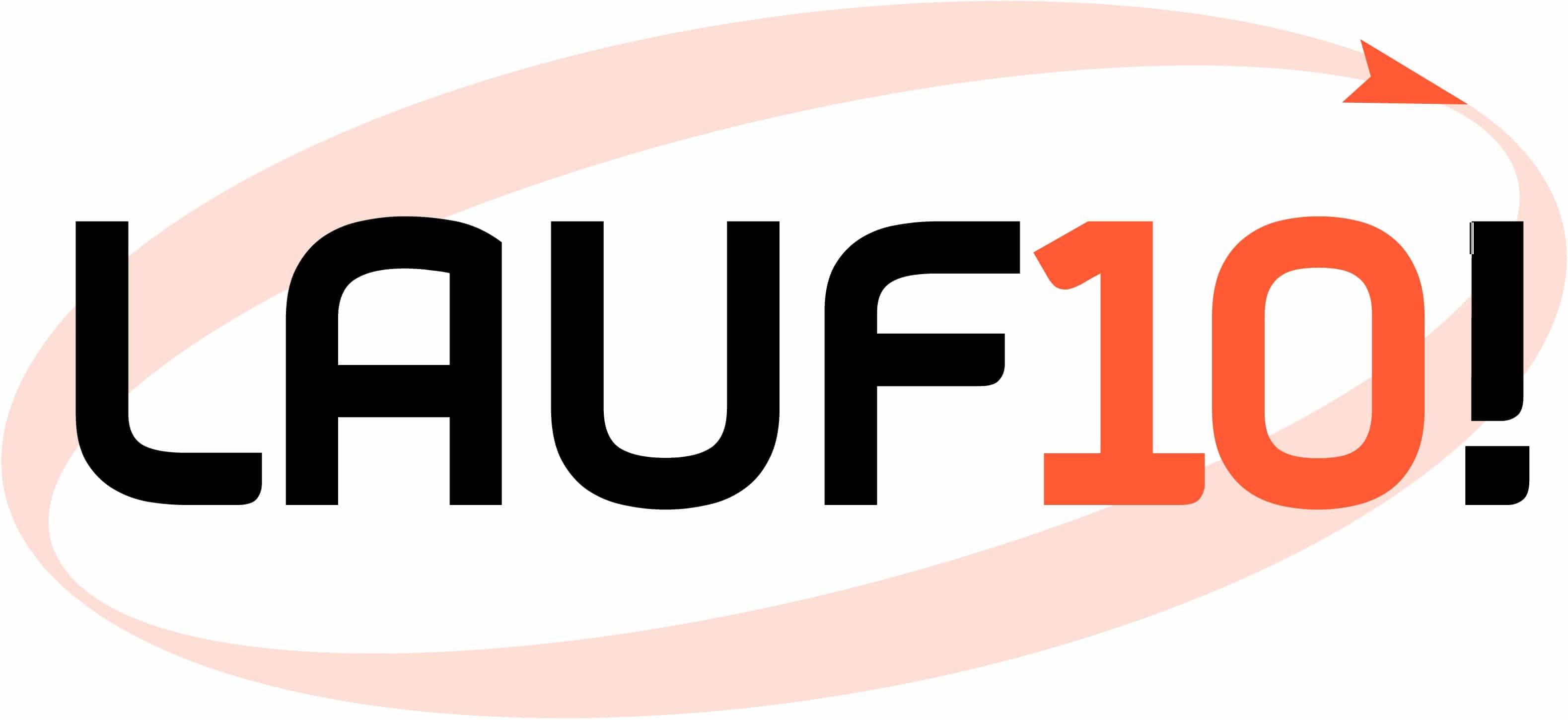 """Aktion """"Lauf10!"""" in Kooperation mit dem Bayrischen Rundfunk 2018"""