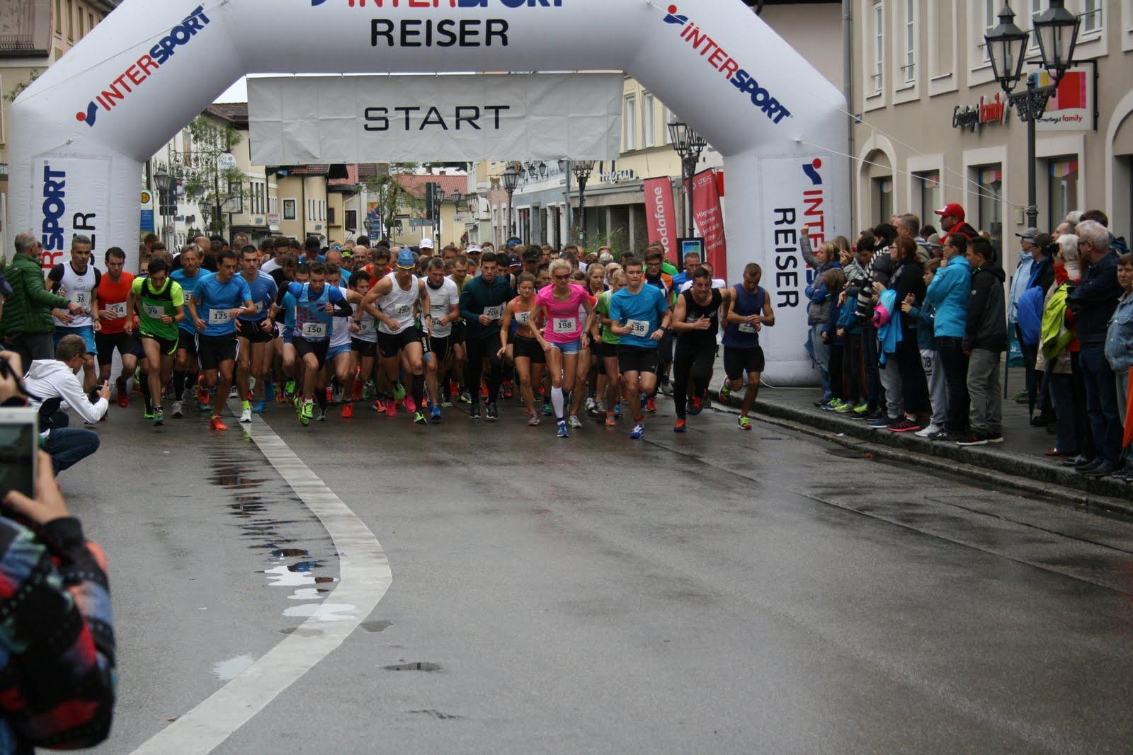 21. Wolfratshauser Stadtlauf am 05. Juli 2020